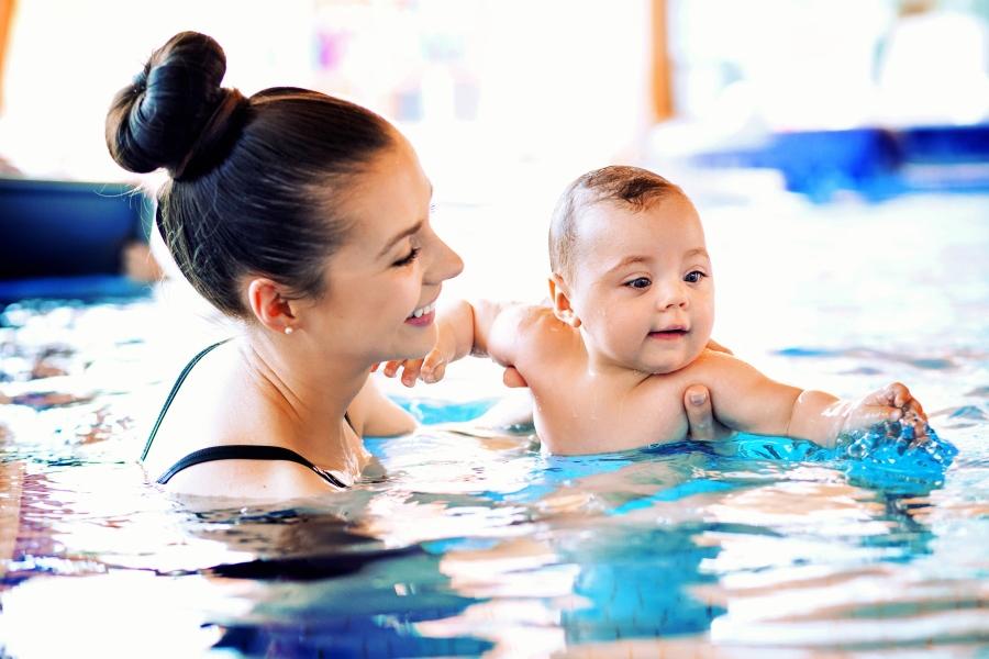 Baby-Schwimmen<br>