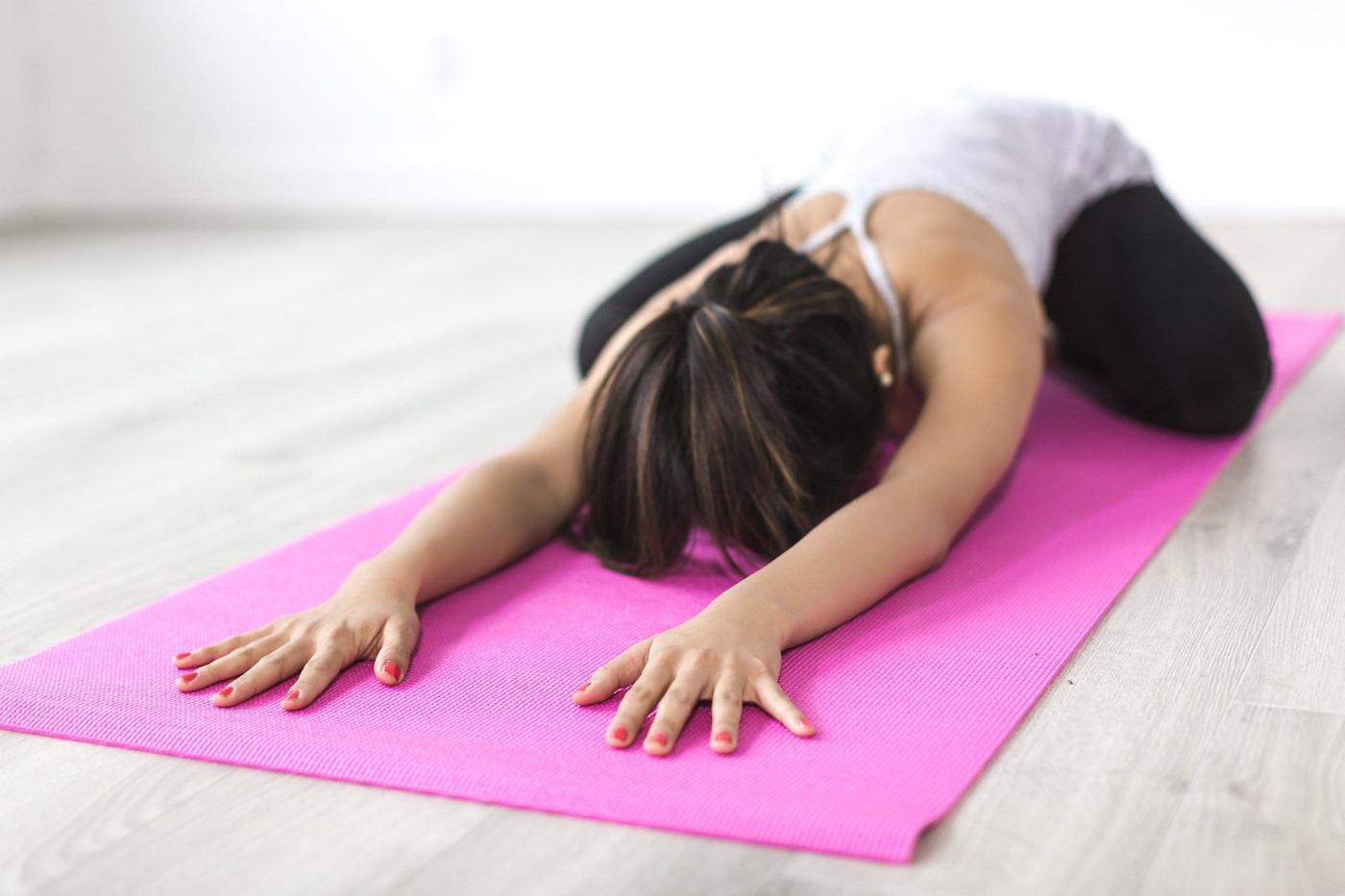 Yoga für Mutti & Vati