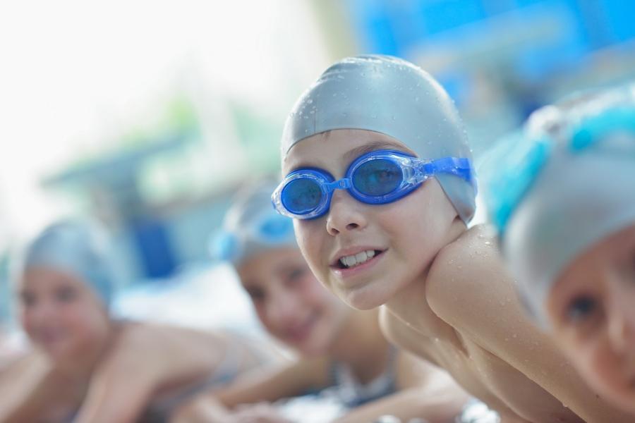 Kinder-Lern-Schwimmen ab 4,5 Jahre<br>